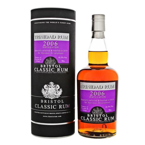 Bristol Classic Rum Trinidad 2006 / 2019 for Haromex Development
