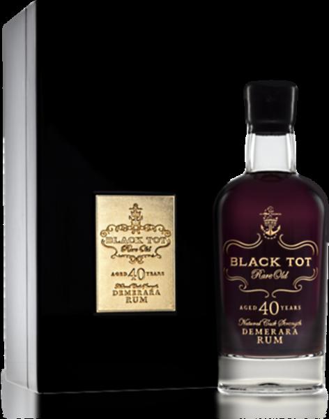 Black Tot Rare Old 40 Years Demerara