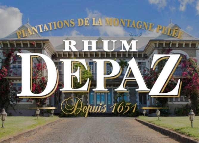 Rhum Depaz - Plantations de la Montagne Pelée