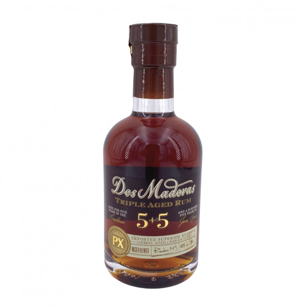 Dos Maderas PX Triple Aged 5 + 5 20cl-Flasche