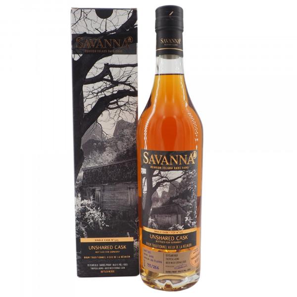 Savanna Vieux Traditionnel 13 Years 2004 Unshared Cask 525