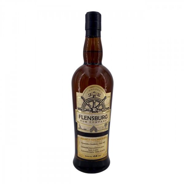Flensburg Rum Company Jamaica 1999 JMM 21 Years