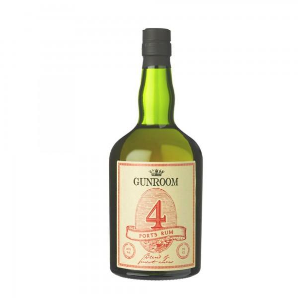 Gunroom Navy 4 Ports Aged Rum