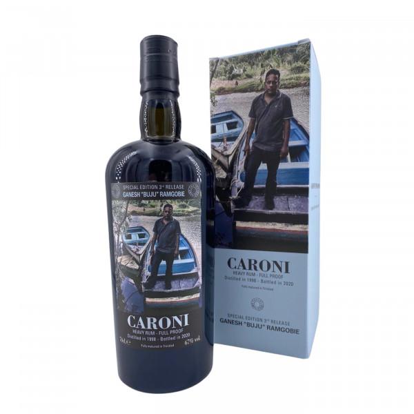 Caroni - 1998/2020 Employees 3rd Release BUJU