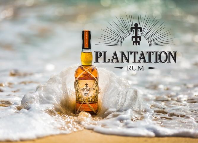 Die gesamte Range der Plantation Rums!