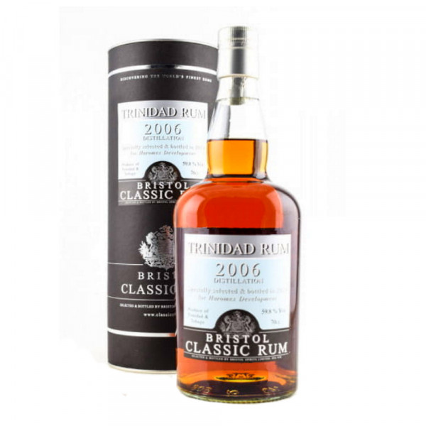 Bristol Caroni Trinidad & Tobago 2006/2019 Single Cask No. 472/1 Limited Edition