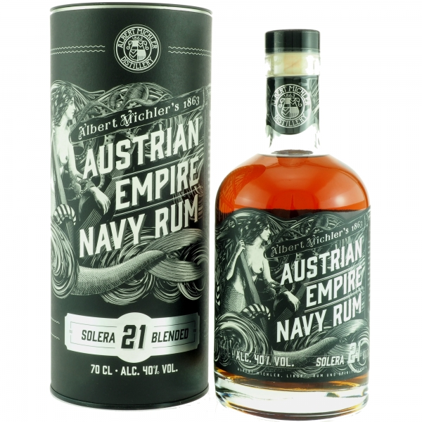 Austrian Empire Navy Rum