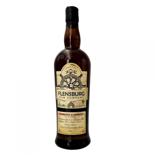 Flensburg Rum Company Barbados & Jamaica
