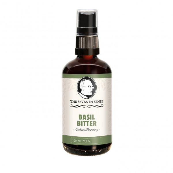 The Seventh Sense - Basil Bitter Cocktail Flavoring