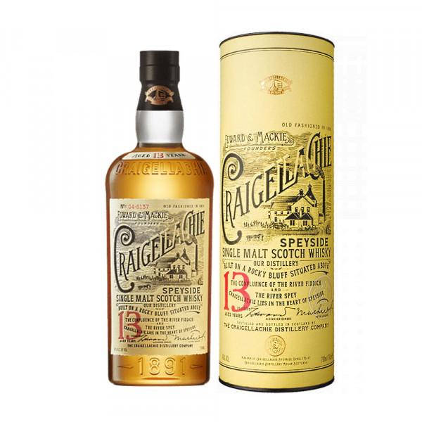 Craigellachie 13 Speyside Single Malt Scotch