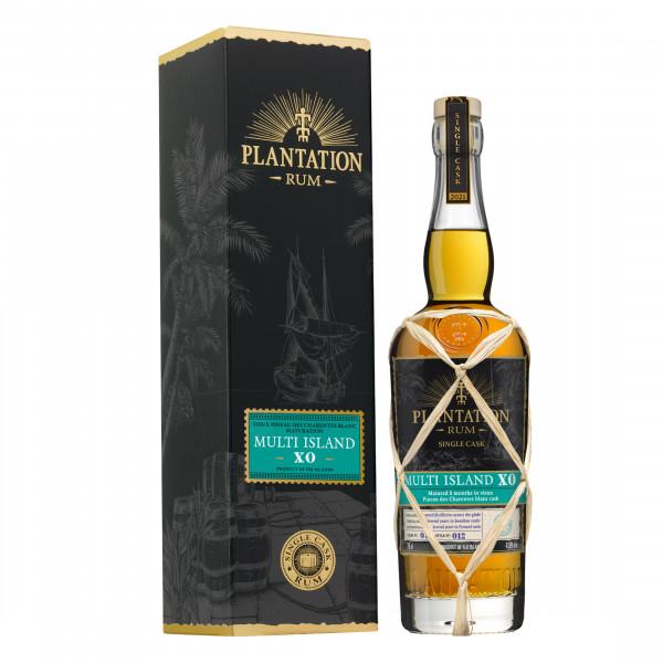 Plantation Rum Multi Islands XO Vieux Pineau des Charentes Cask Finish