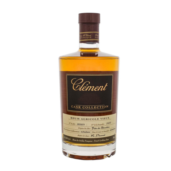 Clement Single Cask Collection Aged Rum Barrel 2015/2018