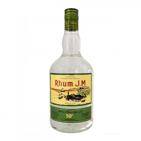 Rhum J.M Rhum Agricole Blanc