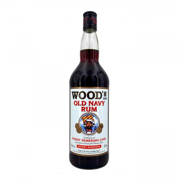 Wood´s Old Navy Rum