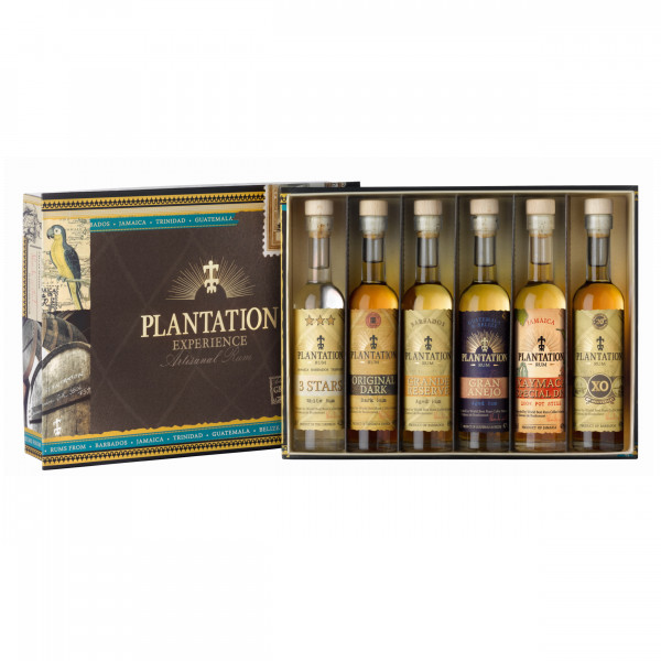 Rum Plantation Experience Box 2019