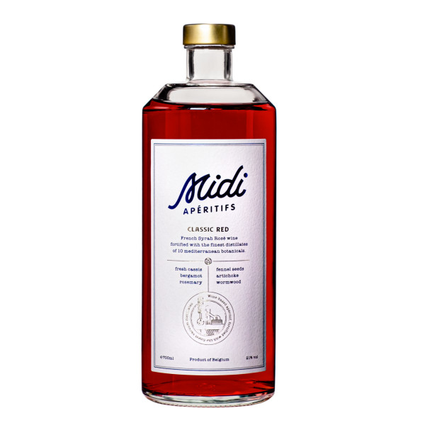 Midi Apéritifs Classic Red