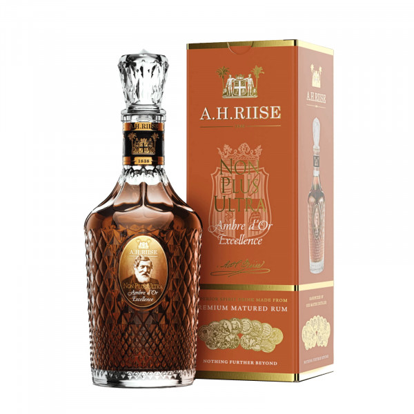 A. H. Riise Non Plus Ultra Ambre d'Or Excellence