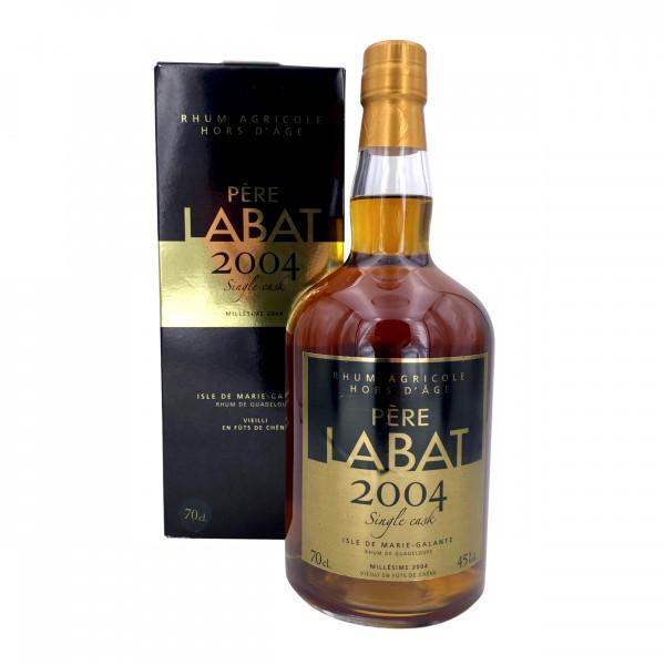 Pere Labat Rhum Hors d´Âge Millesime 2004 Single Cask
