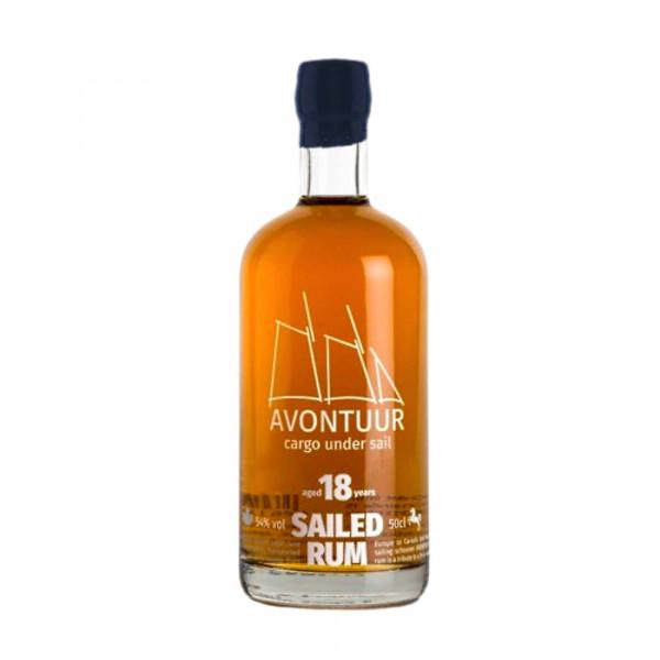 Avontuur Sailed Rum La Palma 18 Years