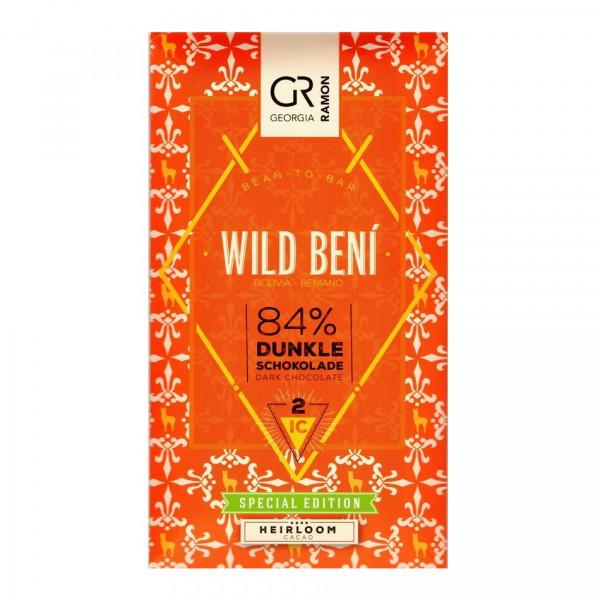 Georgia Ramon Bolivia Wild Beni 84% Schokolade