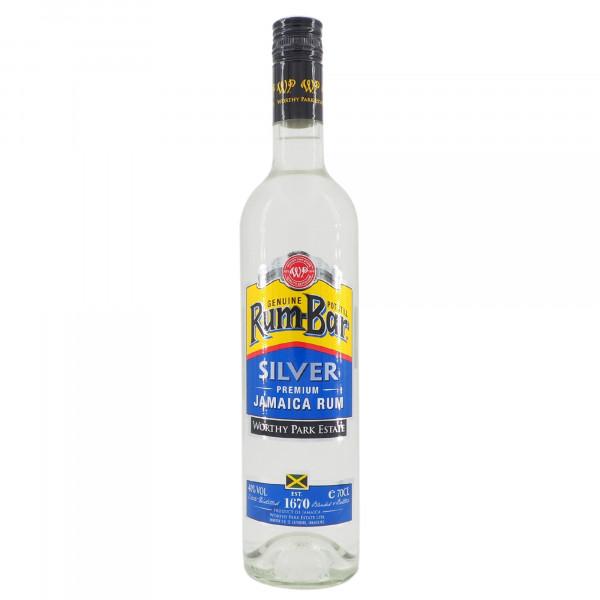 Worthy Park Rum-Bar Silver