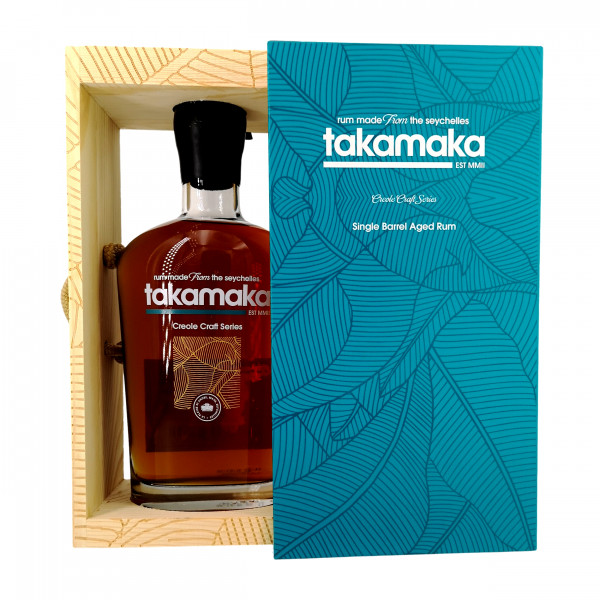 Takamaka Creole Craft Series Port Cask Finish Vintage 2012