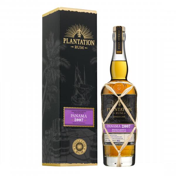 Plantation Rum Panama 2007 Syrah Cask Finish