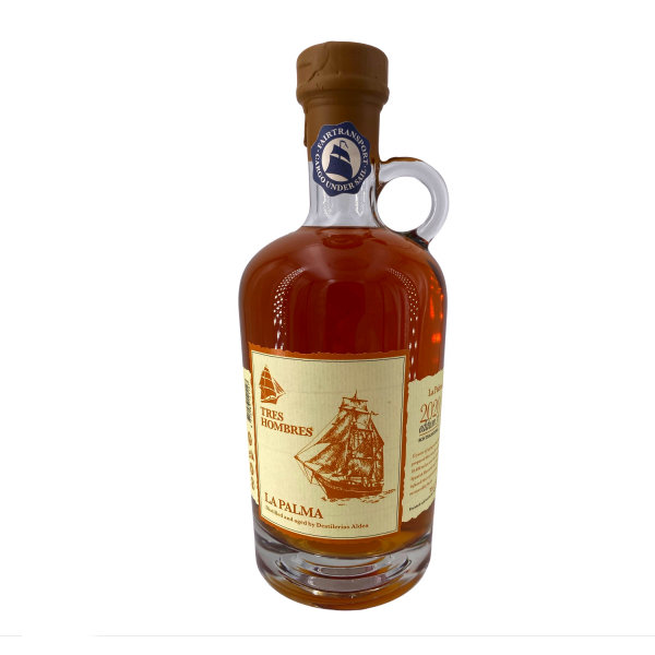 Tres Hombres - Ed. 37 La Palma Quince 15 Years