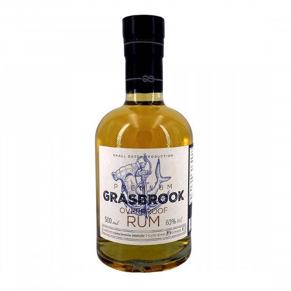 Grasbrook German Premium Rum 3 Years Overproof