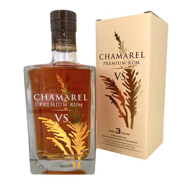 Chamarel Premium Rum VS