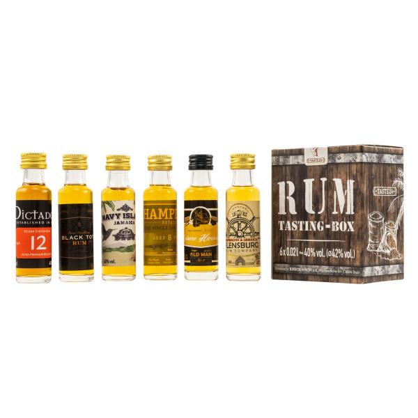 Taste 24 Rum Tasting Box