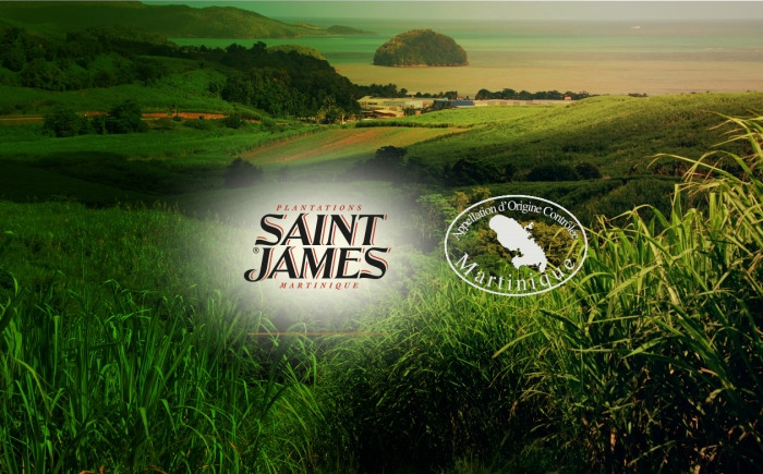 Plantation Saint James - Rhum AOC Martinique