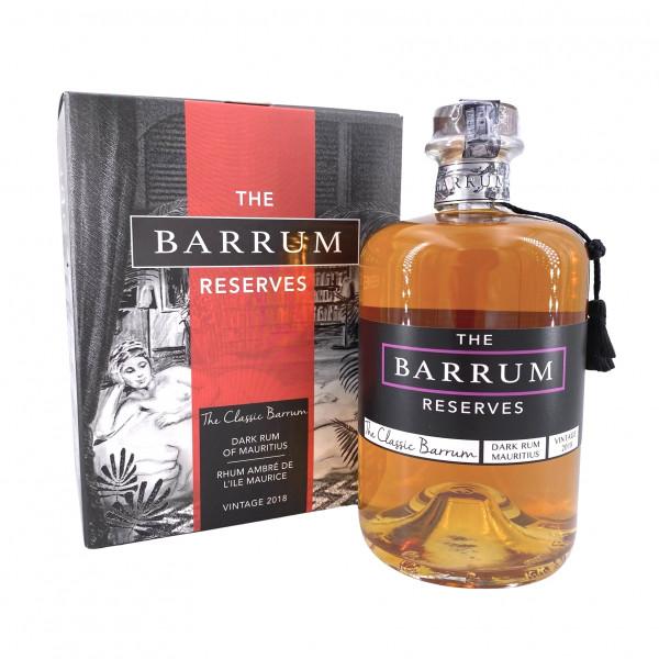 Barrum The Single Spiced Vanilla