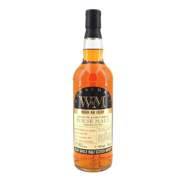 W&M House Malt Islay Whisky 2015/2019