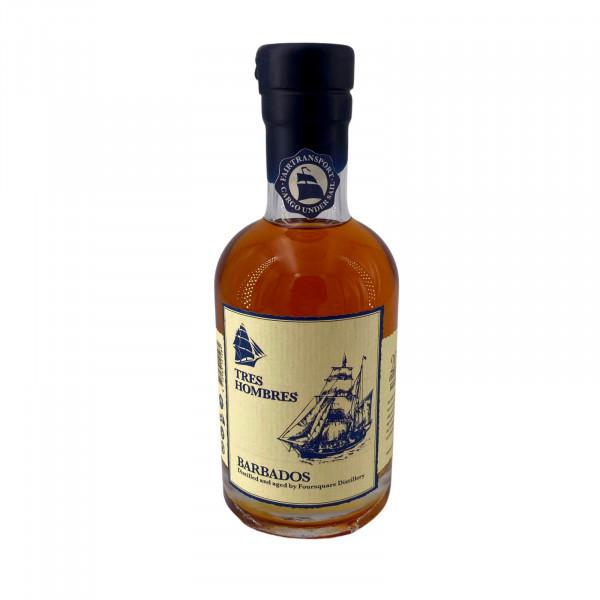 Tres Hombres - Ed. 39 Old Bajan Rum 8 Years Mini