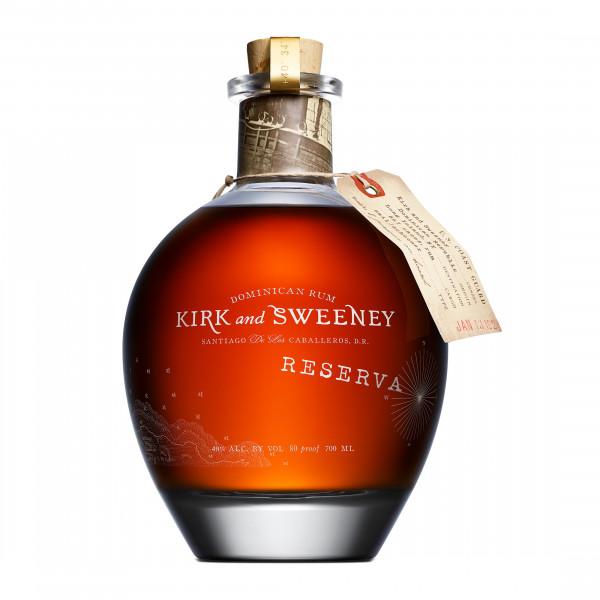 Kirk and Sweeney Reserva Santiago De Los Caballeros Dominican Rum