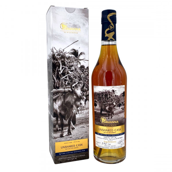 Savanna Vieux Traditionnel 14 Years old 2004 Unshared Cask 263