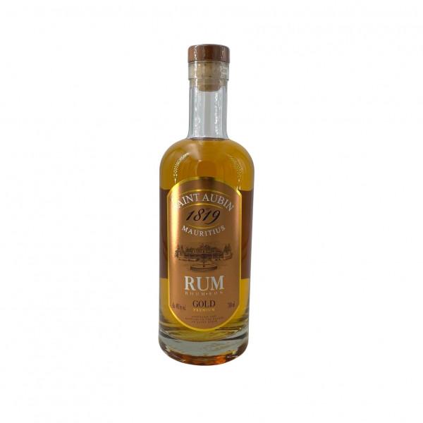Saint Aubin 1819 Gold Rum