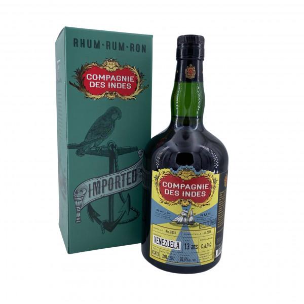 Compagnie des Indes Venezuela 13 C.A.D.C. Distillery