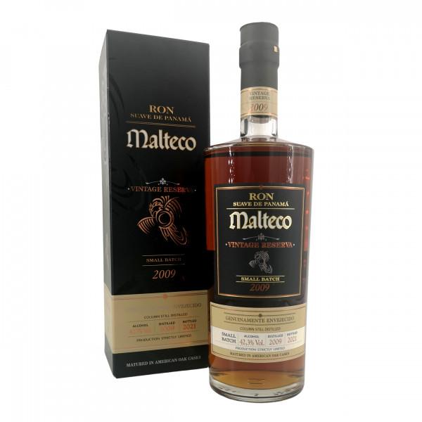 Malteco Vintage Reserva 2009/2021