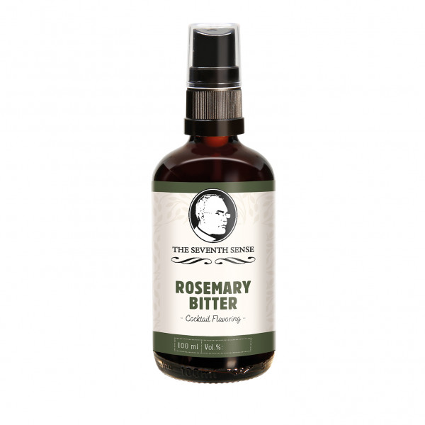 The Seventh Sense - Rosemary Cocktail Flavoring