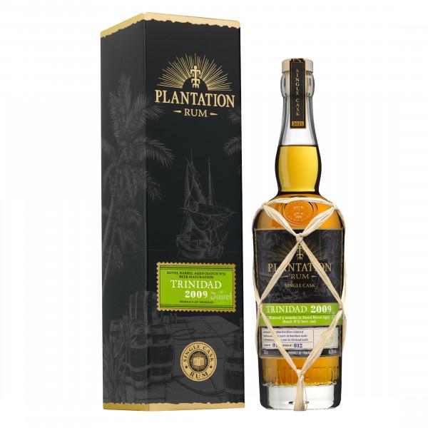 Plantation Rum Trinidad 2009 Duvell Beer Barrel Aged Batch No. 5