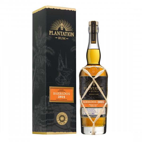 Plantation Rum Barbados 2014 Malbec Cask Finish