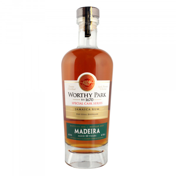 Worthy Park Special Cask Series Madeira 2010