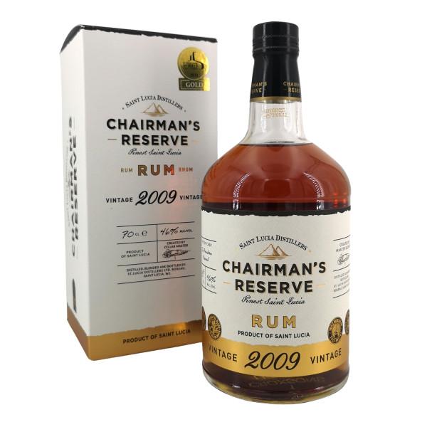 Chairman´s Reserve Rum Vintage 2009
