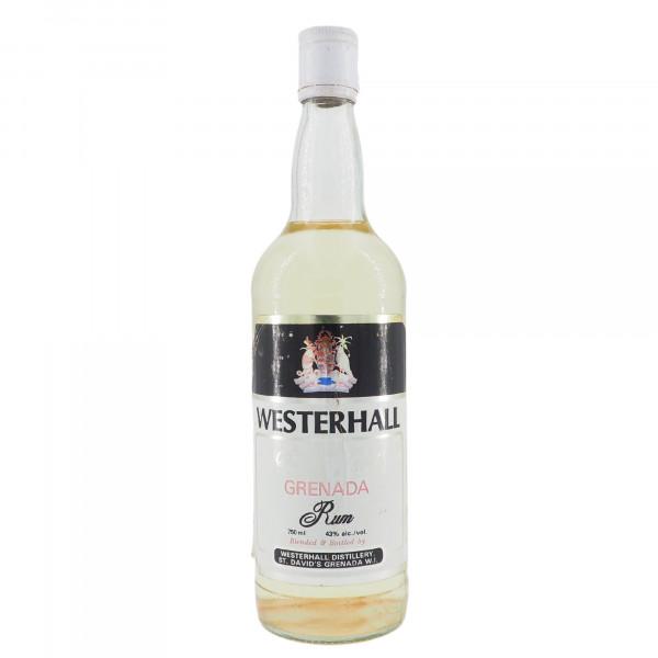 Westerhall Superb Light Grenada Rum White (1960er)