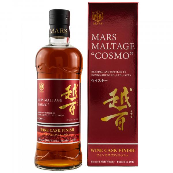 Mars Maltage Cosmo Wine Cask Finish 2020