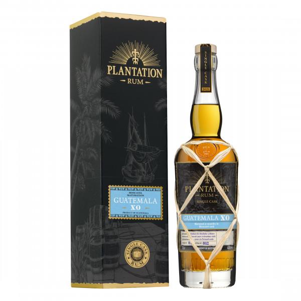 Plantation Rum Guatemala XO Moscatel Cask Finish