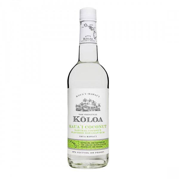 Kōloa Kauaʻi Coconut Rum