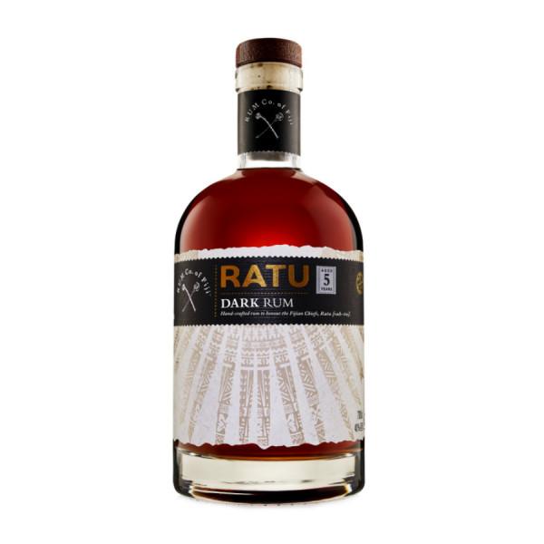 Ratu Dark Rum 5 Years